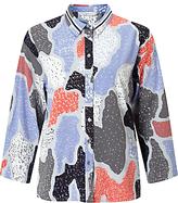 Nümph Zurie Printed Shirt, Eventide