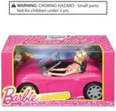 Barbie Mattel's Doll & Vehicle Playset