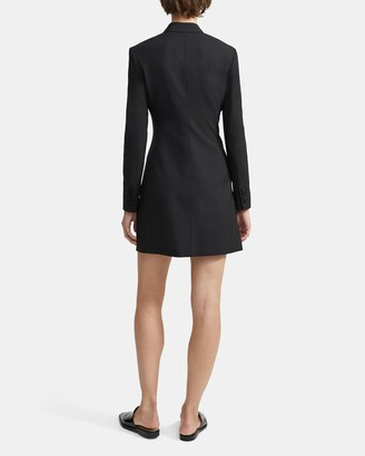 Theory Blazer Dress in Good Wool