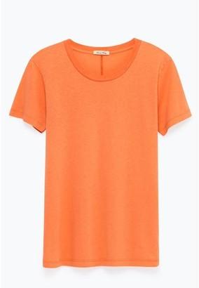 American Vintage Sunrise Gami 21 E Gamipy T Shirt - S - Orange