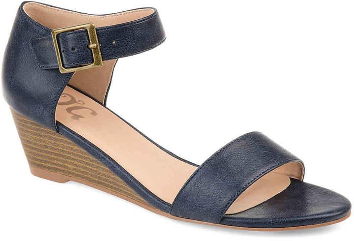 Journee Collection Gladis Wedge Sandal - Women's
