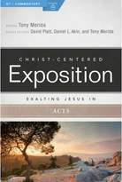 Exalting Jesus in Acts (Paperback) (Tony Merida)