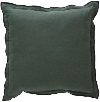 Sasson Home Army Stripe Fern Cushion