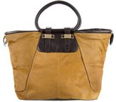 3.1 Phillip Lim Leather-Accented Ponyhair Tote