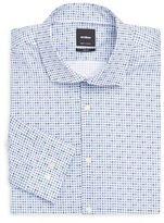 Strellson Seam Slim-Fit Cotton Dress Shirt