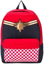 Vans Captain Marvel Collaboration backpack