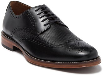 Johnston & Murphy Hughes Wing Tip Oxford