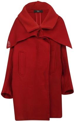 Y's Ys Oversized Cape Coat