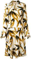 Marni swash print dress