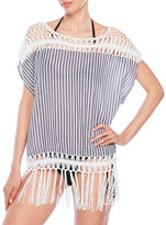 Steve Madden Summer Stripe Cover-Up