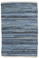 Dash & Albert Fine Denim Woven Cotton Rug