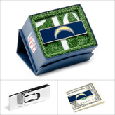 Ice San Diego Chargers Money Clip