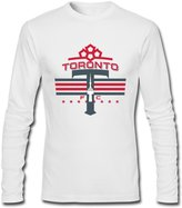 Hera-Boom Men's Toronto FC Canada Soccer T-shirts S