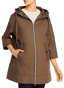 Herno Hooded Raincoat