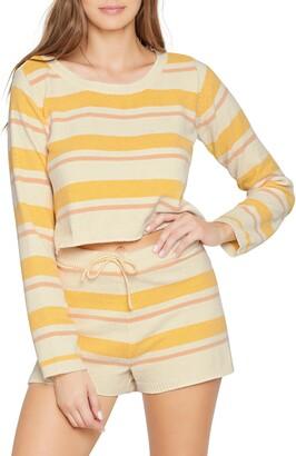 L-Space Sun Seeker Cropped Sweater