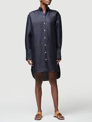 Frame Clean Collar Dress