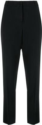 Ermanno Ermanno Pressed-Crease Tailored Trousers