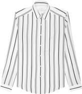 Reiss Vanda - Striped Shirt in White
