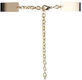 Asos Skinny Full Metal Waist Belt