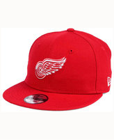 New Era Kids' Detroit Red Wings All Day 9FIFTY Snapback Cap