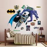 Fathead Batman & The Joker Battle Wall Decal