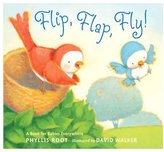 Random House Flip, Flap, Fly! (Board Book)