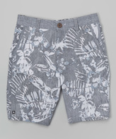 Micros Black Neo Shorts - Boys