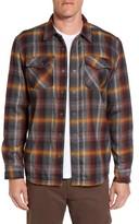 Prana Men's Asylum Regular Fit Plaid Shirt Jacket