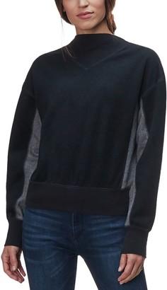 Basin and Range Color Blocked Long-Sleeve Sweatshirt - Women's