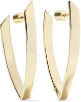 Jennifer Fisher Pod Gold-plated Earrings