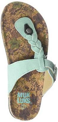 Muk Luks Women's Marsha Terra Turf- Sandal