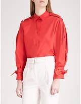 Maje Calix cotton shirt