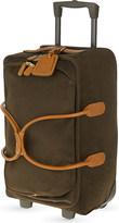 Bric's Brics Life micro-suede two-wheel duffel bag 55cm