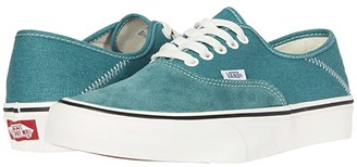 Vans Authentic SF ((Kide) Classic White/Marshmallow) Lace up casual Shoes