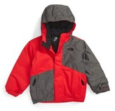 The North Face 'Calisto' Waterproof Insulated Jacket (Toddler Boys & Little Boys)