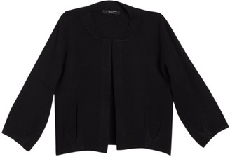 T Tahari Open Front 3/4 Sleeve Cropped Cardigan (Petite)