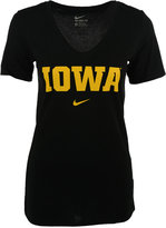 Nike Women's Iowa Hawkeyes Arch Mid T-Shirt