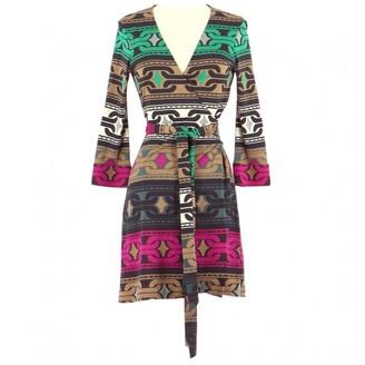 Diane von Furstenberg Multicolour Silk Handbags