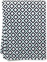 Jonathan Adler Crafted by Fisher-Price® Diamond Plush Blanket in Green