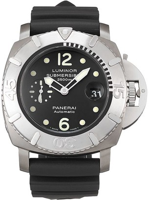 Panerai 2004 pre-owned Luminor Submersible 47mm