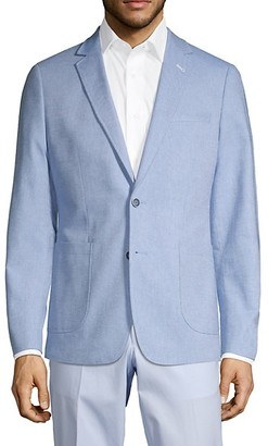 Nhp Extra Slim-Fit Stretch Cotton Sport Coat