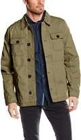S'Oliver Men's in Twillqualität Jacket