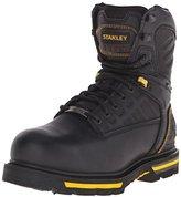 Stanley Men's Secure 8 Inch Steel Toe Work Boot