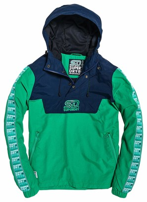 Superdry Women's 90S Colour Block Overhead Jacket