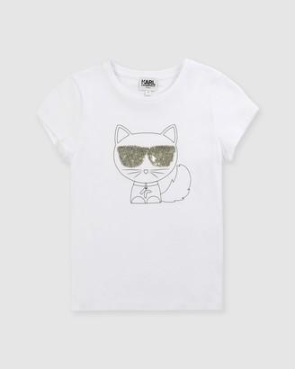 Karl Lagerfeld Paris T-Shirt - Teens