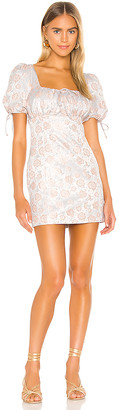 Majorelle Mason Mini Dress