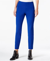 Maison Jules Bi-Stretch Pull-On Pants, Only at Macy's