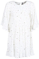 Smash Wear HEATHER women's Dress in White