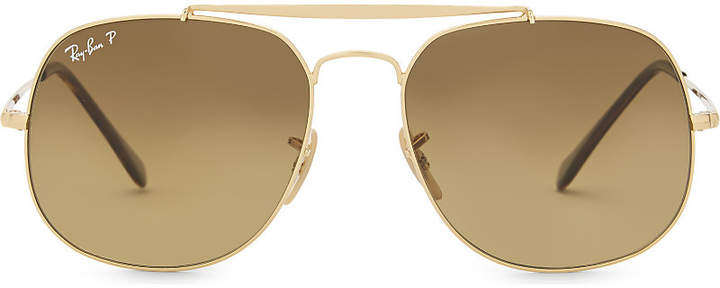Ray-Ban Rb3561 General square-frame sunglasses