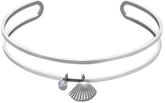 ROSEFIELD Raye Crystal Bangle